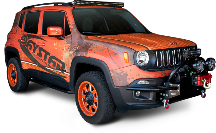 Pro Vehicle Outlines - Professional Vehicle Wrap Templates