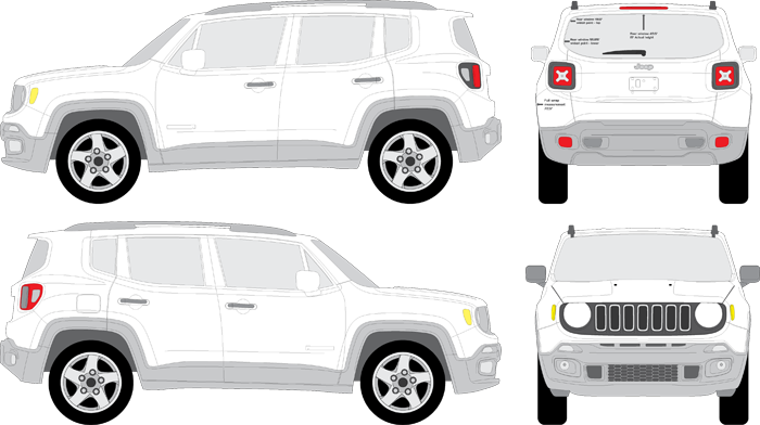 Jeep Templates